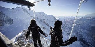 Fascinujúce vyhliadkové plošiny v Alpách - ©Chamonix Tourism