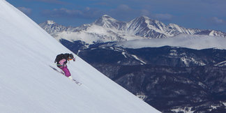Where's the Snow this Weekend: Rockies Report 1/15/2014 - ©Breckenridge
