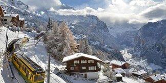Le 10 località sciistiche più pittoresche del mondo - ©Wenger-Lauberhorn