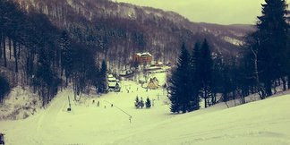 Tam, kde kedysi vystrelilo prvé snežné delo - ©Zadní Telnice FB