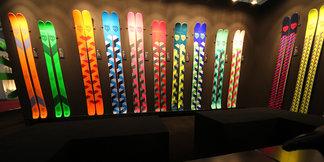 ISPO trendy 2014/15: Tohle jsou lyže nové sezóny - ©Skiinfo