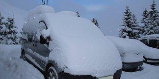 Chutes de neige du 14 janv. 2014