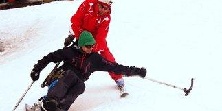Top 10 des stations de ski équipées pour l'handiski - ©Tatu Handi Glisse Morillon