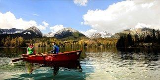 Rodinná dovolenka vo Vysokých Tatrách: bicykle, lanovky, turistika aj divočina a člnkovanie - ©TMR