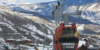 Fun on the slopes in legendary Aspen-Snowmass - © Micaela Romani