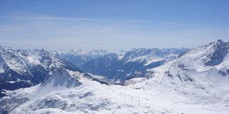 Snehové správy: Diavolezza otvára zimnú sezónu, v Rakúsku je zatiaľ málo snehu - ©Diavolezza