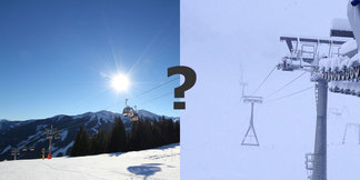 Raport narciarski: Bajeczna pogoda w Alpach, a jakie warunki na święta? - ©Skiinfo / Stubaier Gletscher