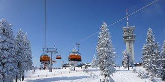 Krušné hory: Klínovec sa rozrastá o ďalšiu lanovku a zjazdovku! - ©Skiareál Klínovec