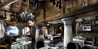 Snow and stars: Michelin Star restaurants in the Alps - ©La Bouitte