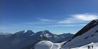 Letni raport śniegowy: gdzie można szusować w Europie i na południowej półkuli