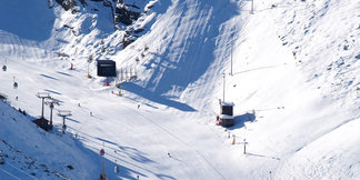 Three days of skiing in Sierra Nevada