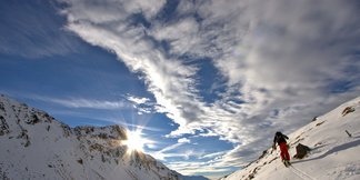 Skitour zum Pizzo Tambo (3279 m)