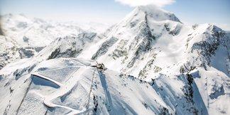 Raport śniegowy: do 30cm śniegu ma spaść w połowie tygodnia w Polsce - ©Les Arcs Réservation