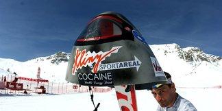 Vo Vars padol rekord v rýchlostnom lyžovaní! ©Klíny