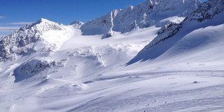 Schneebericht: Neuer Schnee in den Alpen, Traumwetter zum Wochenende - ©Facebook-Fanpage Stubaier Gletscher