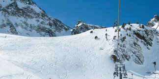 Anfang März 2014: Neuschnee in den Skigebieten