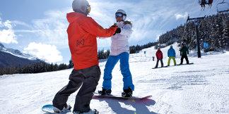 Snowboardový manuál pro začátečníky ©Toshi Kawano