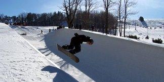 2013 Mid-Atlantic Region Best Park & Pipe: Seven Springs Mountain Resort