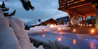 Mon beau chalet à la montagne... - ©Chalet Spa Verbier