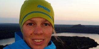 Katrien Aerts, de nieuwe teamrider bij Bergans