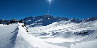 Allgäu Gletscher Card: Allgäu – Tirolsko – Kleinwalsertal - ©© Kaunertaler Gletscherbahnen - Daniel Zangerl