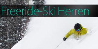 Freeride Ski Test 2015: 17 Skier für den tiefen Powder