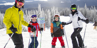5 Resorts for Family Holiday Fun ©Big White Ski Resort