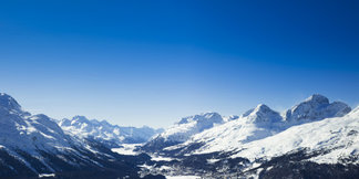 Winter tourism was invented in St. Moritz nearly 150 years ago - ©swiss-image.ch/Daniel Martinek