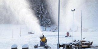 Armatki ruszyły do boju - polskie ośrodki narciarskie przygotowują się do sezonu [zdjęcia] - ©FB Nosal