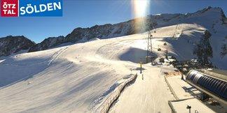 Snowcamp med Surf og Ski udsolgt ©Sølden webcam