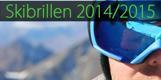 Zehn Skibrillen 2014/2015 im Skiinfo-Test
