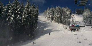 Snehové správy: Silný vietor mieri k nám aj do Álp, prinesie čerstvý sneh - ©facebook.com/skikubinska