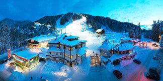 Západné Slovensko užíva prázdniny: Tipy OnTheSnow, kam ísť lyžovať ©Franz Zwickl