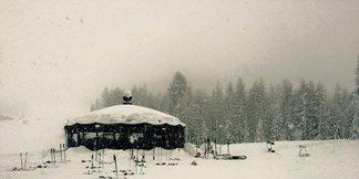 Sneeuwrijkste gebied week 3