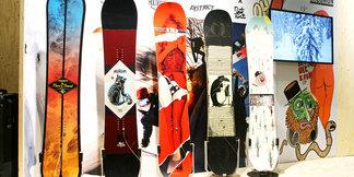 ISPO 2015: Snowboard-Trends für die Saison 2015/2016