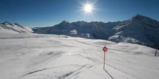 Aktuelle Bilder vom Neuschnee in den Alpen