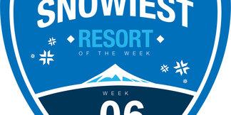 Snowiest Resort of the Week 6/2015: Zwycięska stacja zanotowała ponad dwa metry śniegu ©Skiinfo.de