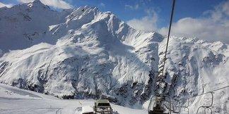 TOP 10: Najväčšie lyžiarske strediská v Rakúsku ©St. Anton am Arlberg