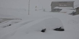 Schneebericht: Viel Schneefall in der Schweiz, Frankreich und Österreich, Bedingungen weiter sehr gut - ©Grand Tourmalet