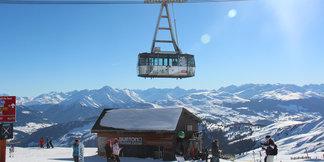 Lyžovanie je opäť oveľa drahšie: Ceny skipasov v Alpách v sezóne 2015/16 rastú ©Skiinfo.de