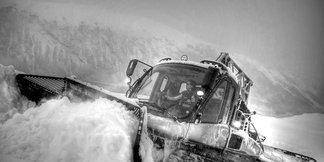 Massivt snøfall i nord ©Narvikfjellet