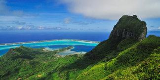 Wundervolle Südsee: Wandern und Naturerleben auf Bora-Bora - ©Norbert Eisele Hein / bergleben.de