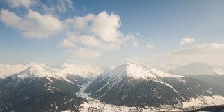 Schneebericht: Unbeständiges Wetter bringt neuen Schnee für die Alpen ©Skiinfo