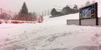 Schneebericht: Heftiger Wintereinbruch in den gesamten Alpen beschert weiße Ostertage