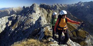 Klettersteige und Klettersteiggehen - das Bergleben-Special - ©Wolfgang Ehn