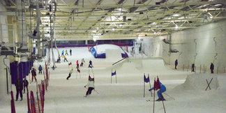 Eerste Snow College Challenge succes ©Snow College
