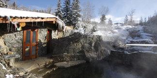 5 Ways to Enjoy Colorado's Mud Season ©Strawberry Park Hot Springs