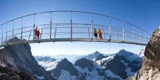 Titlis Hängebrücke - ©Engelberg-Titlis Tourismus