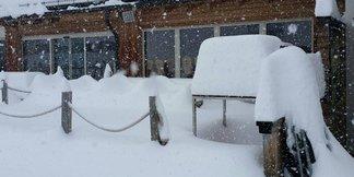 Der Schnee ist zurück: Wintereinbruch in Österreich