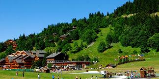 Méribel: Pokojná dovolenka vysoko v Savojských Alpách ©© JM Gouedard / Meribel Tourisme